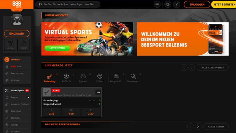 888sport testbericht
