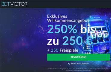 Betvictor Test