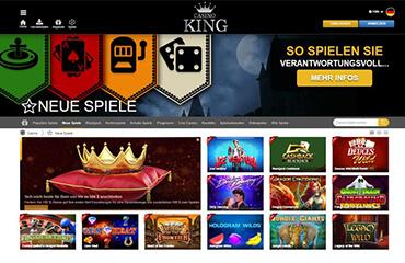 Casino King Pros und Contras