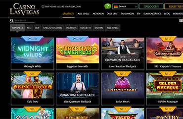 Casino Las Vegas Testbericht