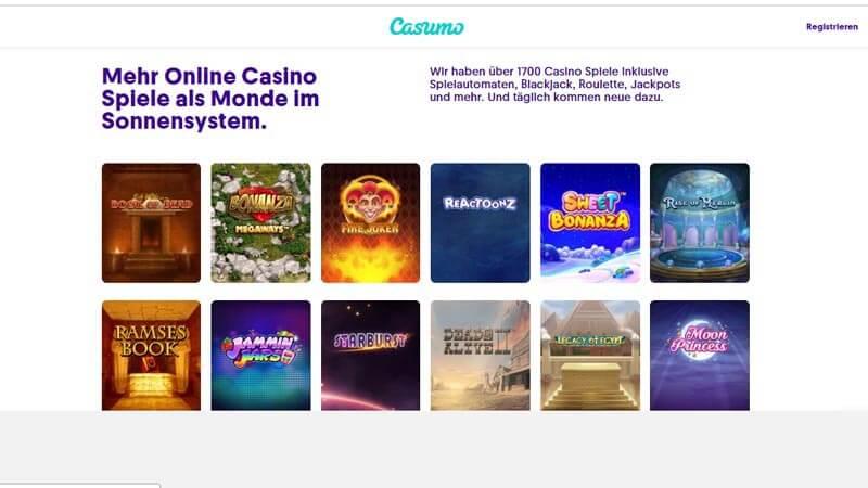 Casumo Casino Erfahrungen