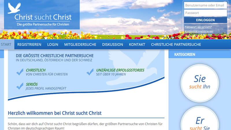 Christ sucht Christ Erfahrungen