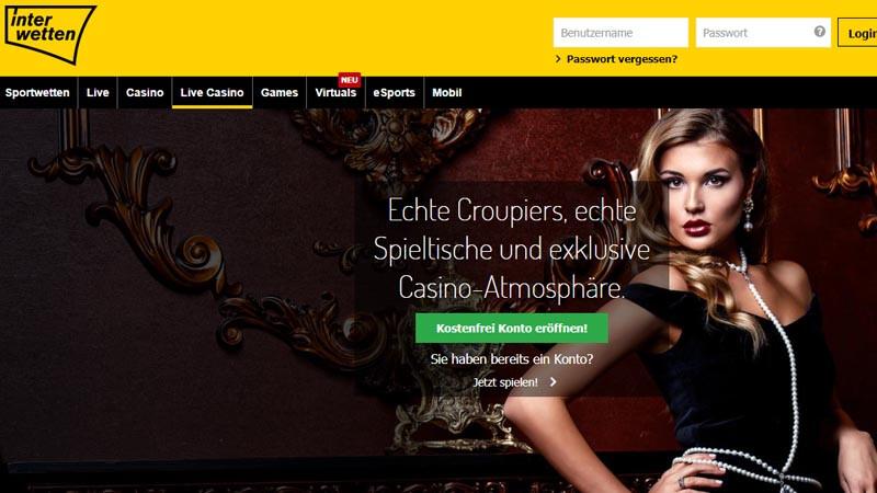 Interwetten Casino Test