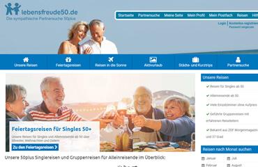 Lebensfreude50 tes online