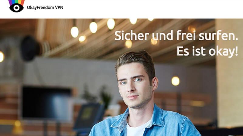 OkayFreedom VPN Testbericht