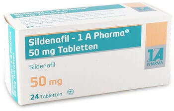 Sildenafil 1a-Pharma