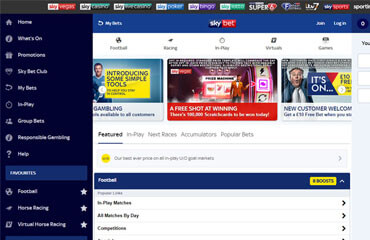 Skybet.de Pros und Contras