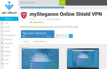 Steganos Online Shield Pros und Contras