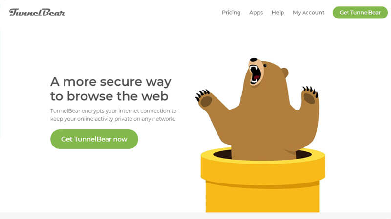 TunnelBear VPN Testbericht