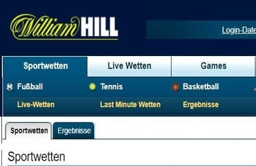 William Hill Testbericht