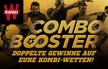 Winamax Sport Combo Boost