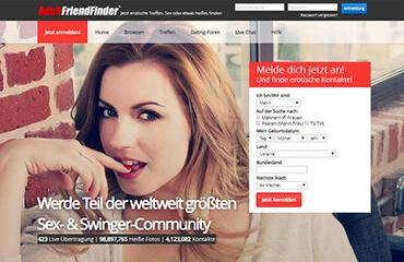 Adultfriendfinder.com Testbericht