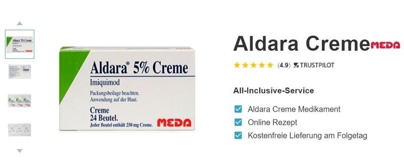 Aldara-Rezept