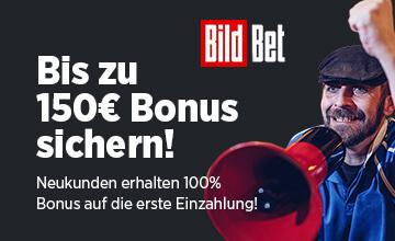 BildBet - Hol dir jetzt den Bonus!