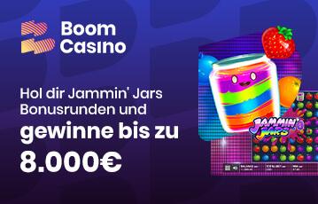 boom casino bonus code