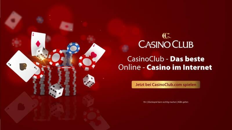 CasinoClub Testbericht