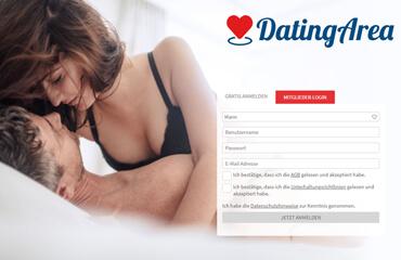 DatingArea test online