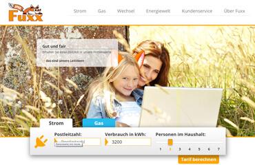 Fuxx Strom test online