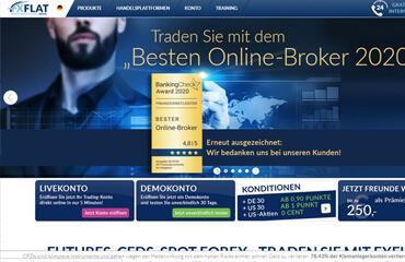 FxFlat test online