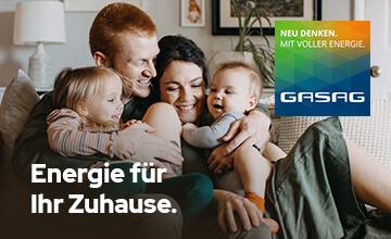 Gasag - Jetzt günstigen Strom sichern!