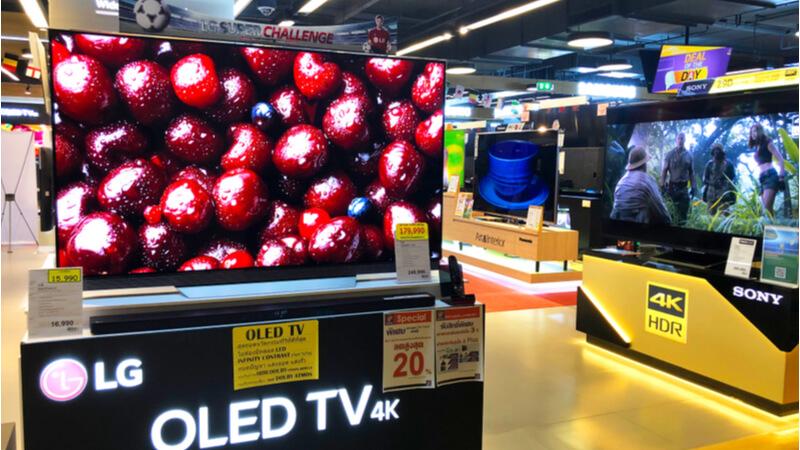 Gasanbieter Prämie Fernseher