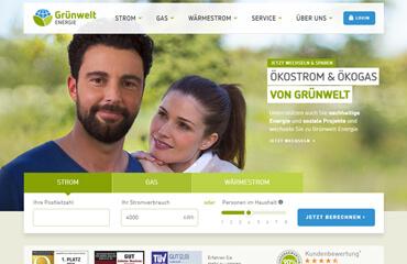 Grünwelt Strom test online