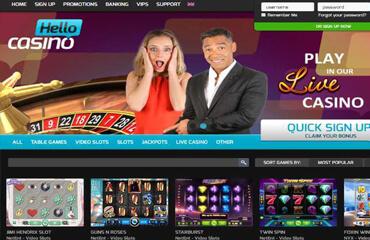 Hello Casino Pros und Contras