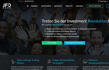 JFD Brokers test online