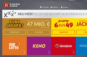 Lotto24 test online