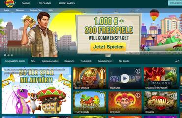 Luckland Casino test online