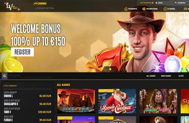 LVBet Casino test online