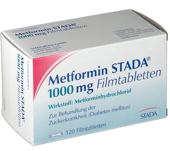 Metformin-stada
