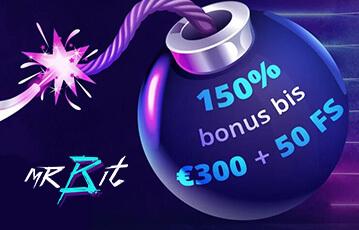 mrbit casino bonus code