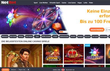 NetBet Casino test online