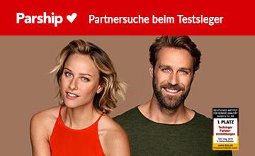 Parship - Jetzt den richtigen Partner finden!