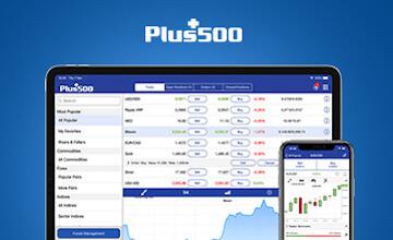 Plus500 - Jetzt zu Plus500 und Handel starten!