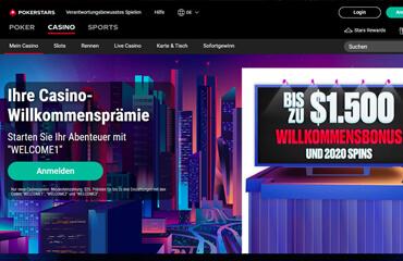PokerStars Casino test online
