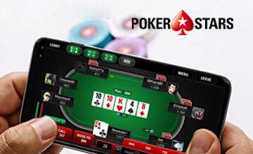 Pokerstars - Hol dir jetzt deinen Poker-Bonus!