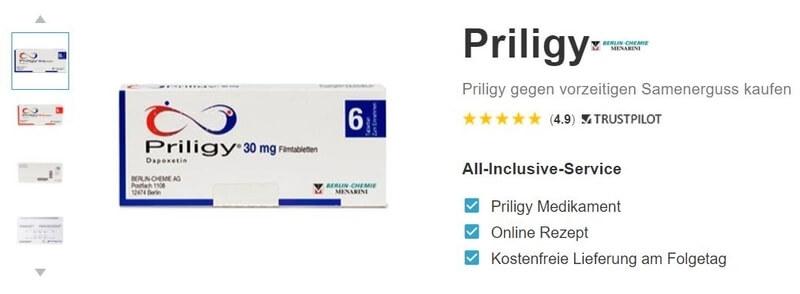 Priligy online kaufen