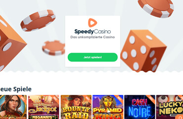 Speedy Casino test online