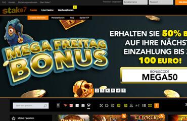 Stake7 Casino test online