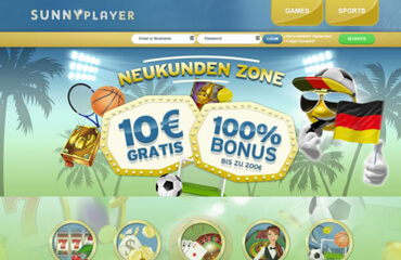 Sunnyplayer Casino test online