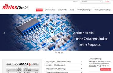 SwissDirekt test online
