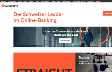 Swissquote test online