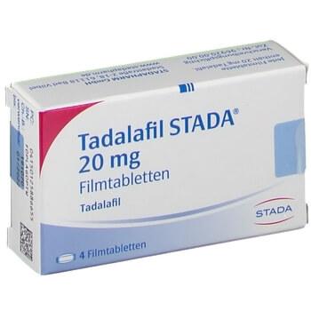 Tadalafil Stada 20 mg