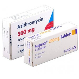 Tripper-Medikamente