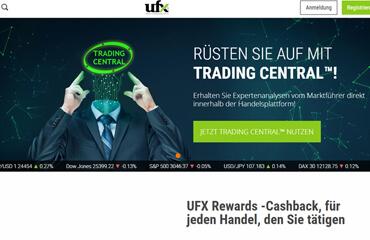 UFX test online