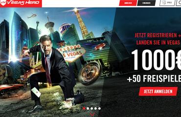 Vegas Hero test online