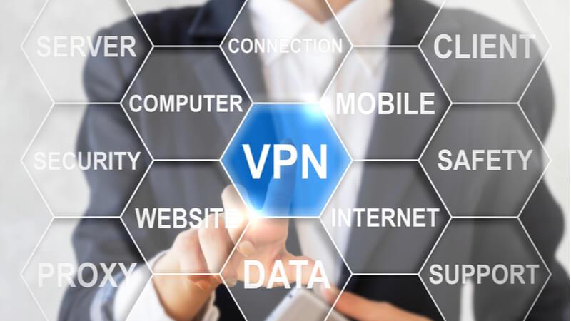 VPN Datenlimit