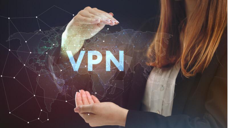 VPN Verwendung